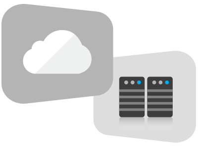In the cloud or on-premise