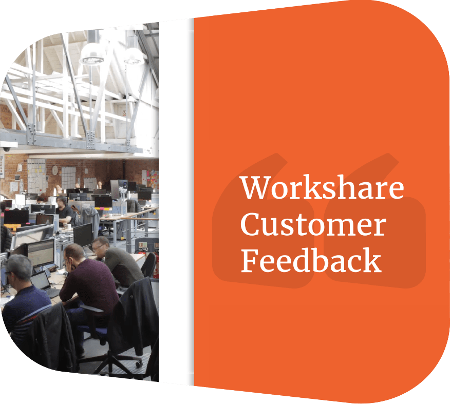 Workshare Customer Feedback