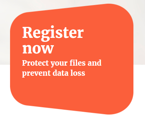 Protect your files and prevent data loss