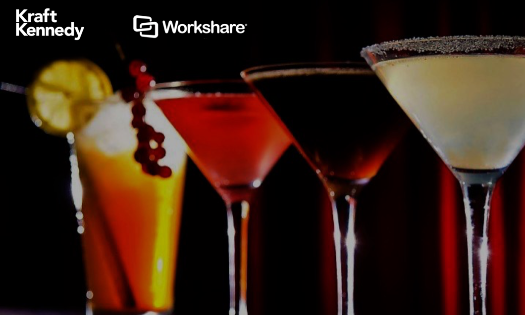 Legaltech 2018: Cocktails and Lite Bytes for IT Thought Leaders