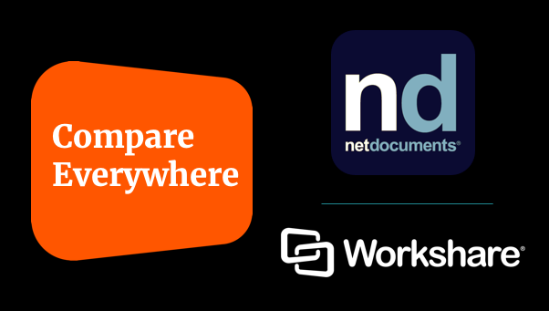 Compare files in the cloud with NetDocuments & Workshare