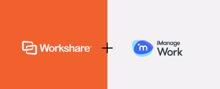 Workshare Compare in iManage Work 10