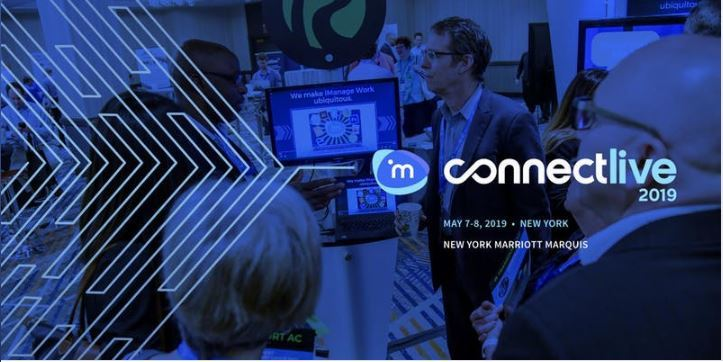 iManage ConnectLive 2019 New York