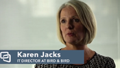 Karen Jacks: My challenges in legal IT