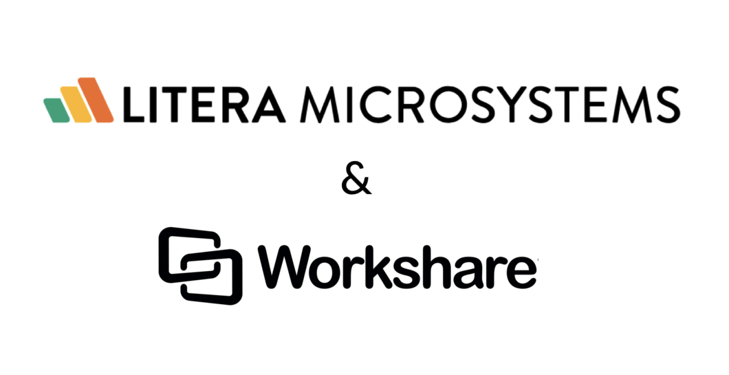 Litera Microsystems acquires Workshare, creating a leading supplier of document drafting technology.