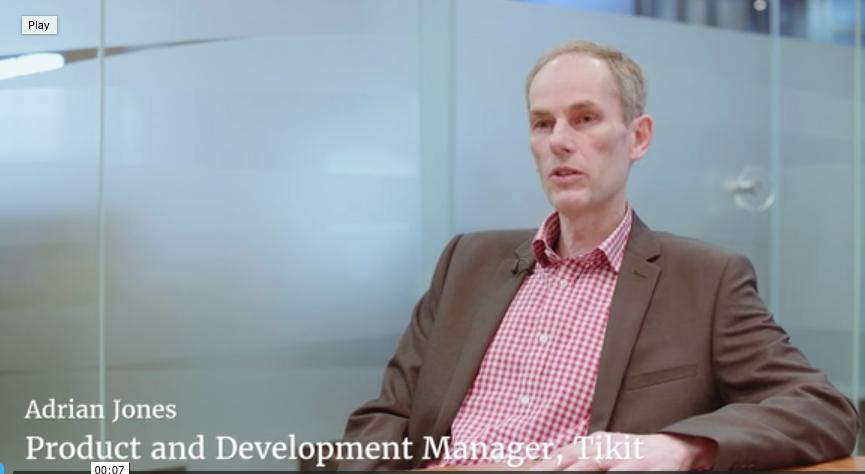 Workshare's partnership with Tikit P4W